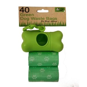 Green Dog Waste Bags
