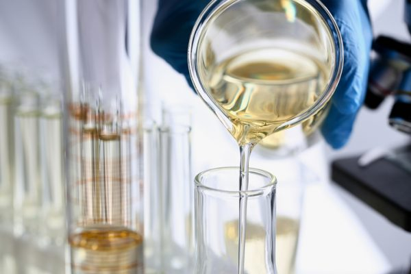 CBD Oil Testing Process